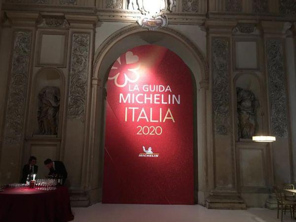 presentazione guida Michelin 2020