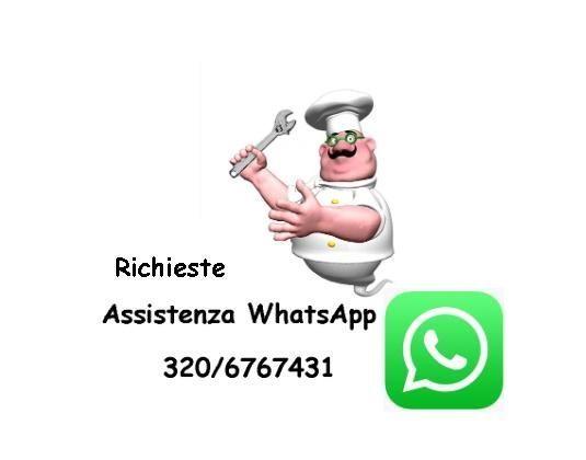 numero WhatsApp assistenza