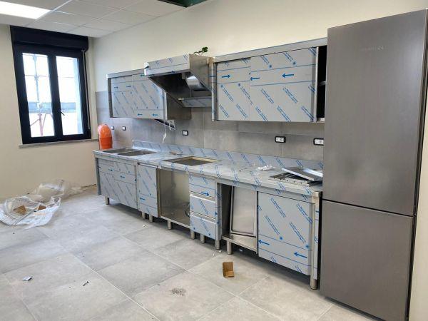 cucina ad uso mensa